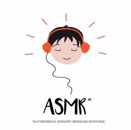 boy-enjoying-sounds-triggers-of-asmr-content-vector-19842114