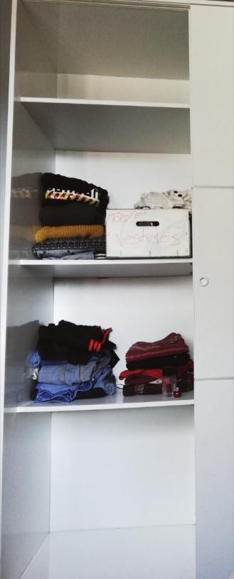 Jerseys, tops y pantalones